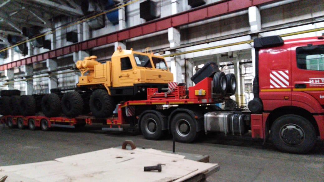 Шасси БАЗ 69099