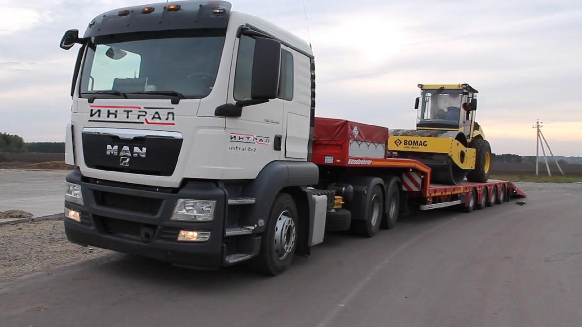 Транспортировка, доставка катка в Челябинск и другие города России